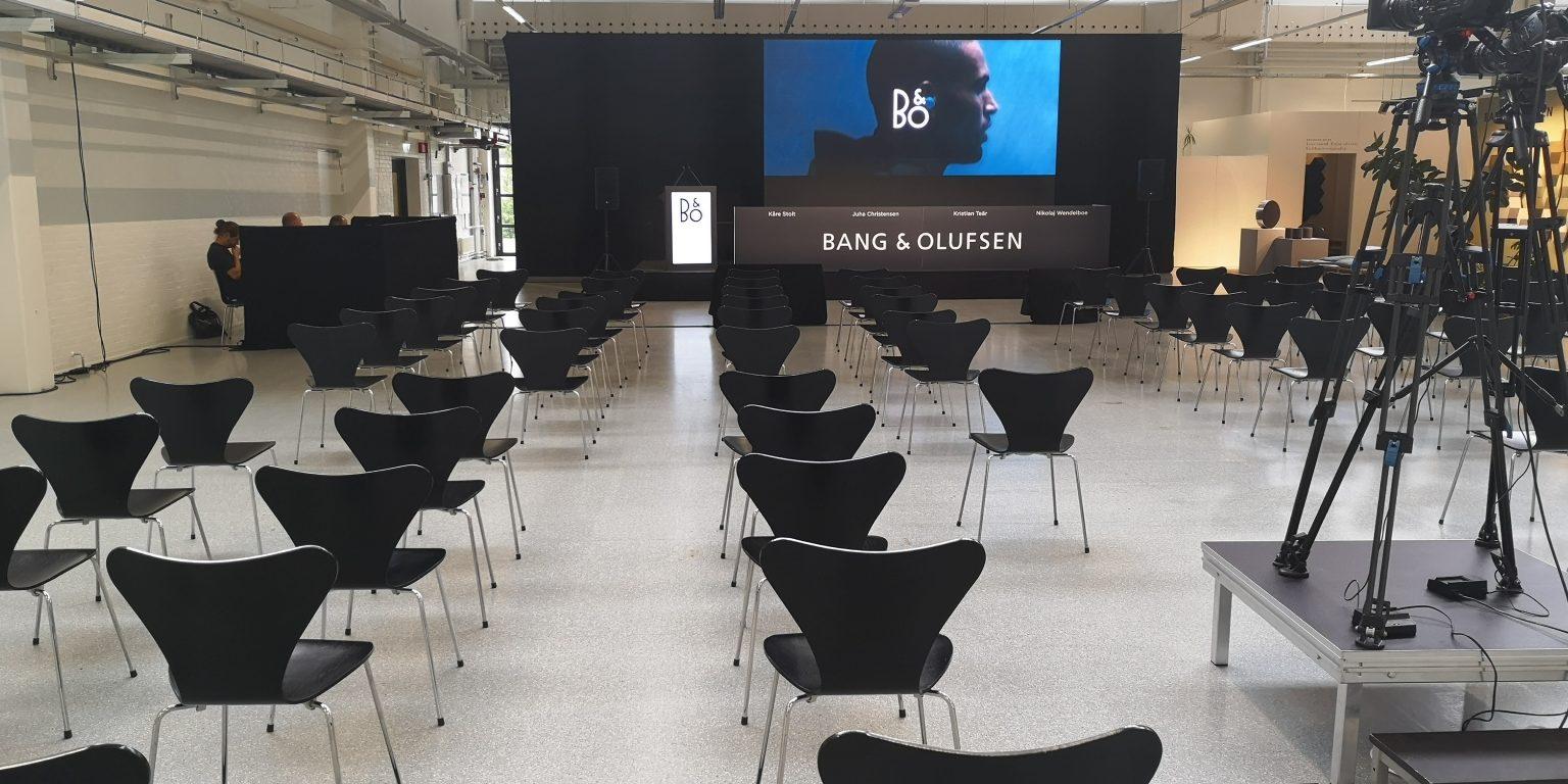 Bang & Olufsen AGM case study