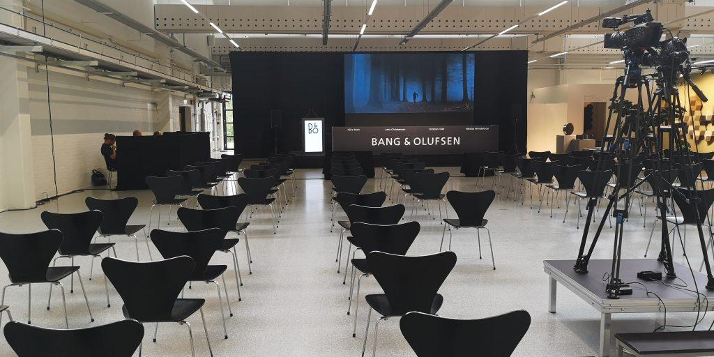 Bang & Olufsen AGM 1