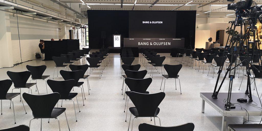 Bang & Olufsen AGM 2